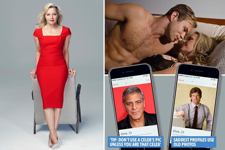Karen, 53, explains why she's using Tinder to seek out hunky younger men