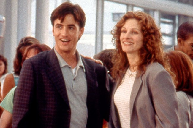 After 20 Years, Julia Roberts Will Finally Get To Date Dermot Mulroney In 'Homecoming'
