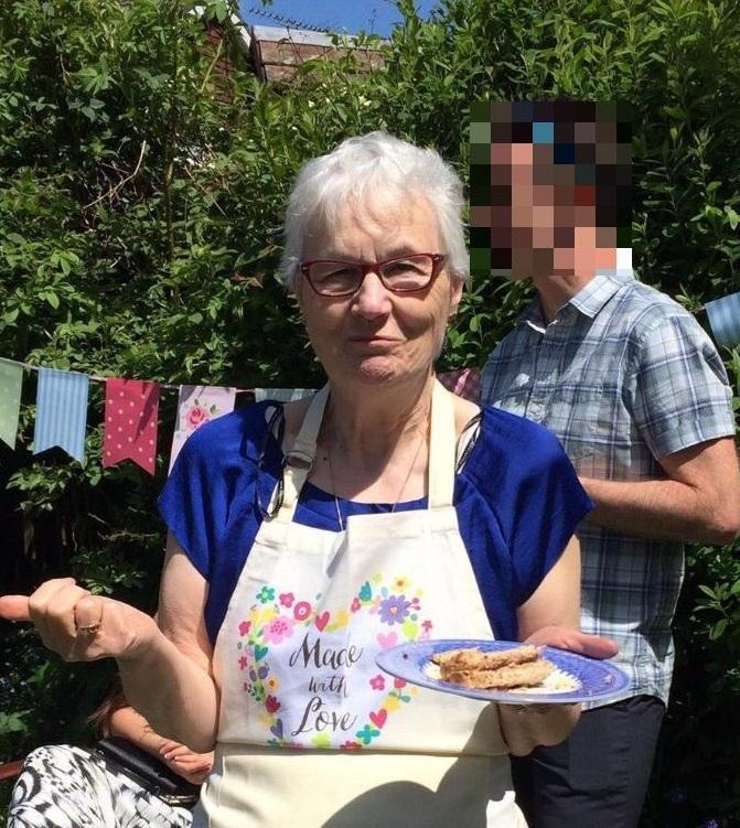 Man, 25, charged with murdering his grandmother, 74, found stabbed to death at her home