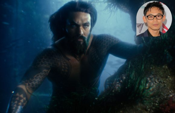Aquaman director James Wan on trailer delay: It's me