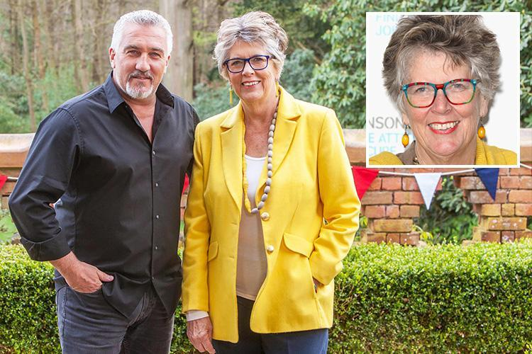 Great British Bake Off's Prue Leith, 78, reveals shock at being targeted by online perverts