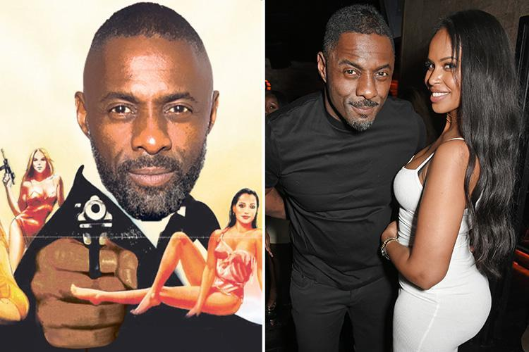 Idris Elba's fiancée hopes he doesn't land James Bond role — as she worries he won't have time for housework