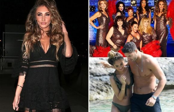Megan McKenna chats getting naked for Full Monty charity gig, body-shaming trolls and 'Muggy' Mike Thalassitis