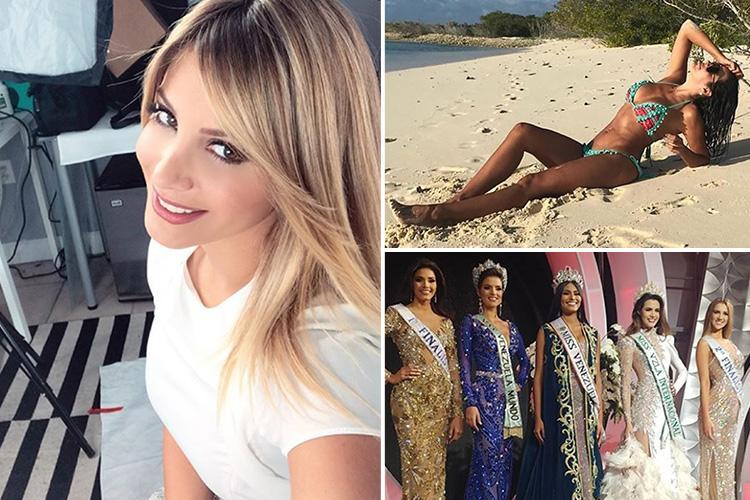 Miss Venezuela competition scrapped as models accuse each other of receiving cars and trips from officials in exchange for sexual favours