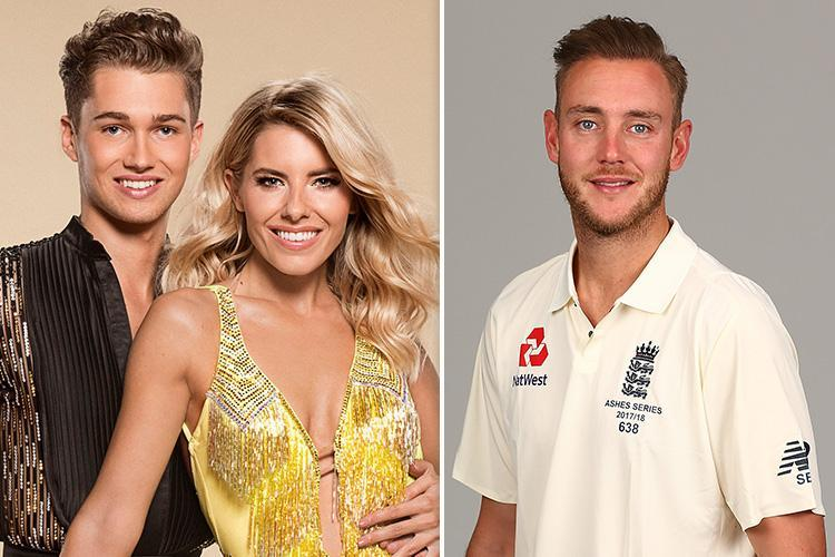 Strictly Come Dancing star Mollie King secretly dating England cricketer Stuart Broad