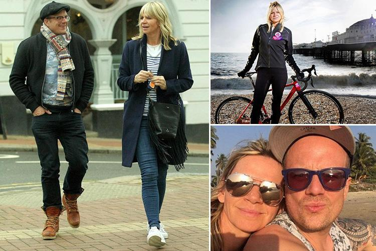 Zoe Ball says she blames herself for boyfriend Billy Yates' suicide as she struggles to 'get closure'