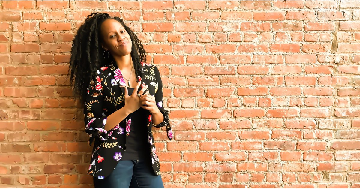 Storm Smith Didn't See Deaf Women of Color Making Films, So She Made Her Own — Now, She's Changed the Ad Industry Forever