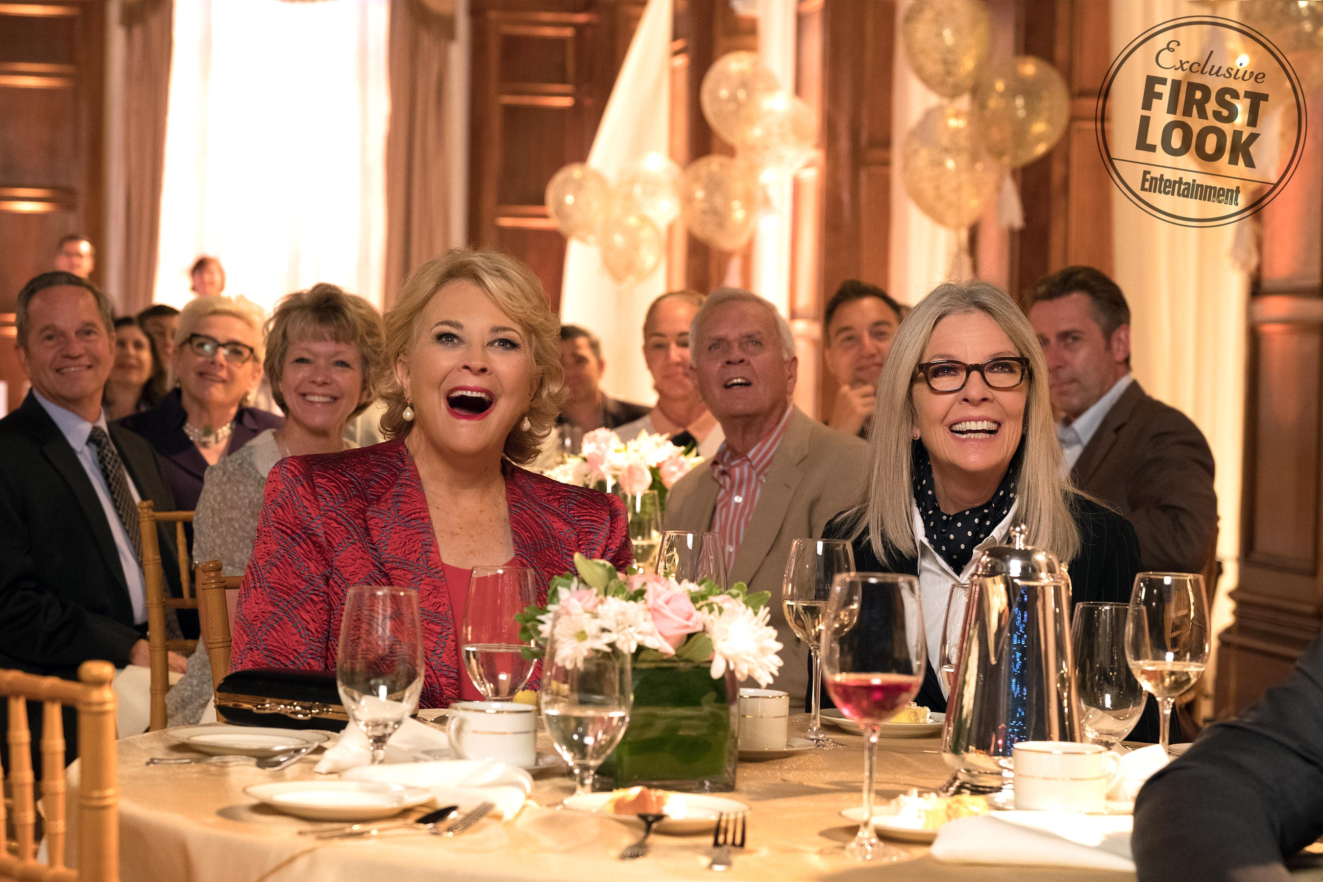 Book Club first look: Candice Bergen previews Fifty Shades-inspired comedy