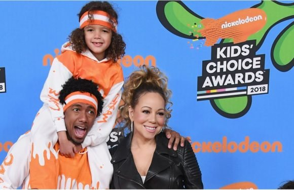 Too Cute! Mariah Carey and Nick Cannon's Kids Are Real-Life Rock Stars at the KCAs