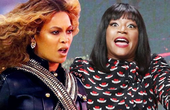 Tiffany Haddish claims a woman bit Beyoncé in the face