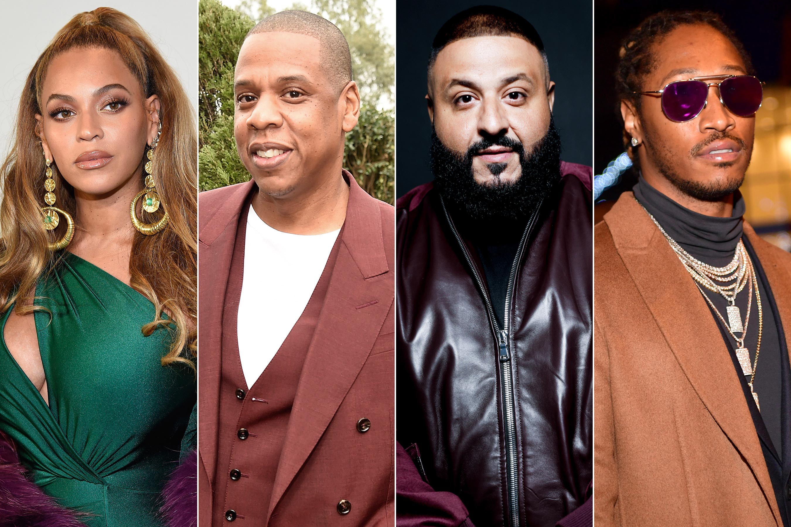 Beyoncé and JAY-Z 'Top Off' with DJ Khaled and Future in new song