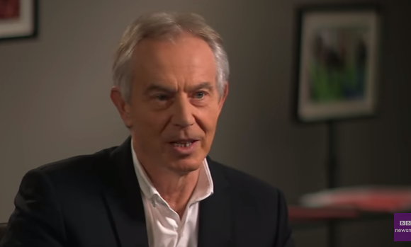 Jeremy Corbyn 'doesn't understand anti-Semitism' says Tony Blair as MPs warn Labour 'could cease to exist' if it fails to tackle the 'stain'
