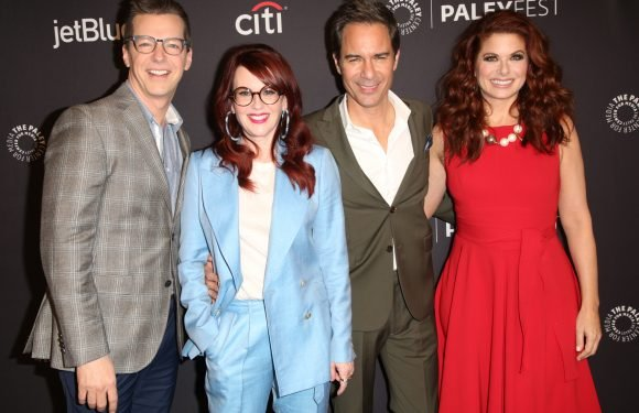Will & Grace stars recall shooting the pilot 20 years ago