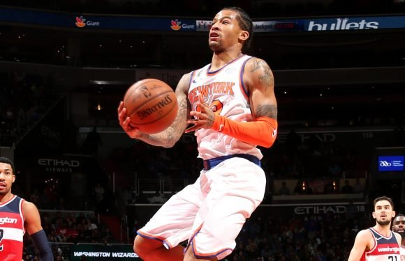 Trey Burke is taking his first NBA steps to resembling his idol