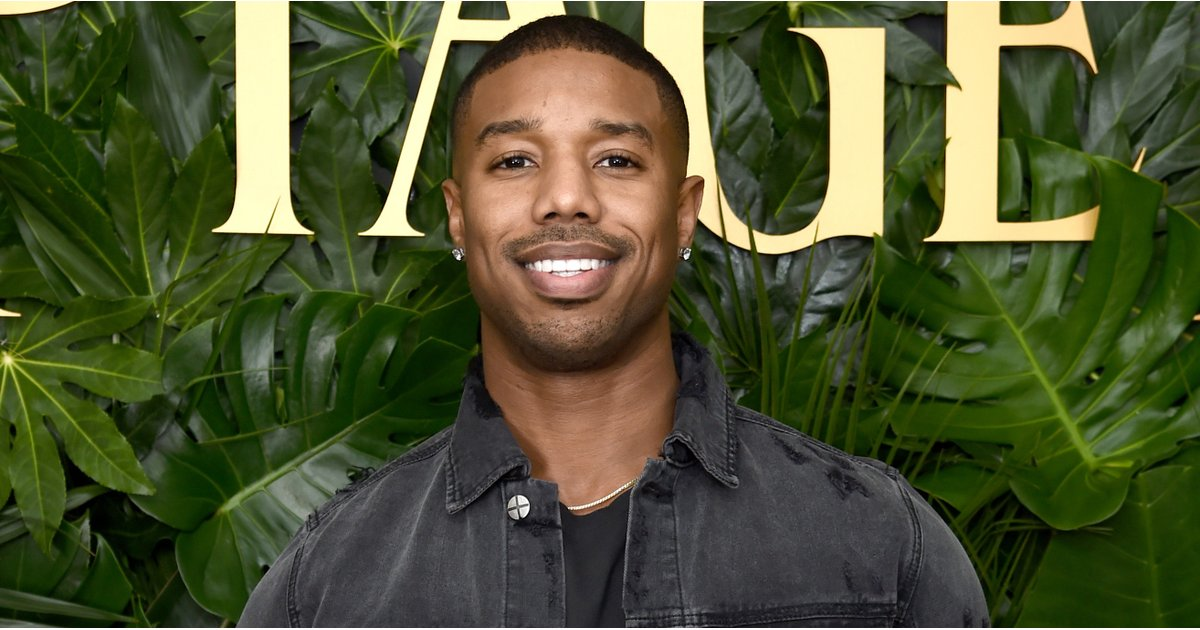Michael B. Jordan's Hotness Caused a Girl to Break Her Retainer, So He Offered to Replace It