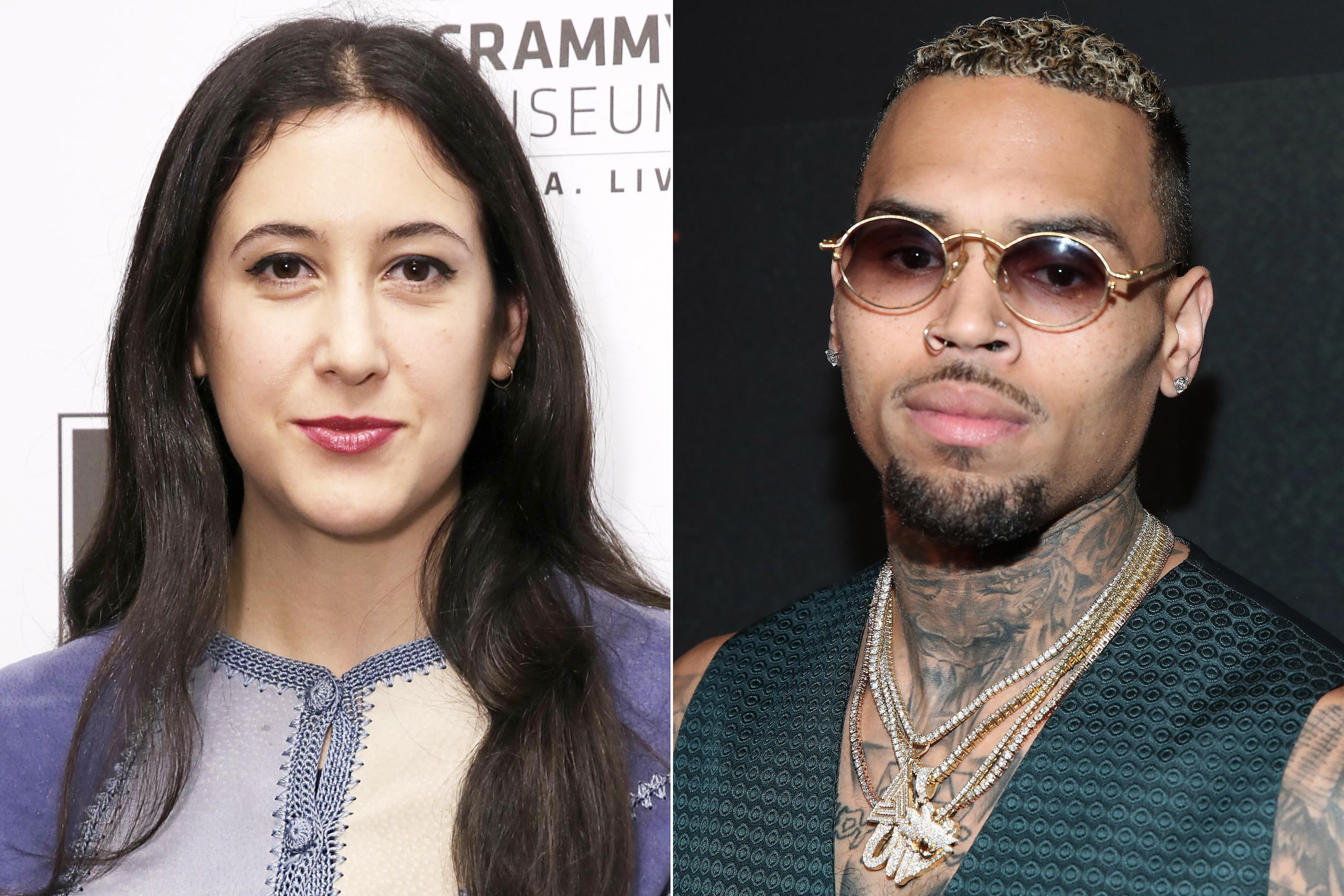 Vanessa Carlton slams Chris Brown for posting her song