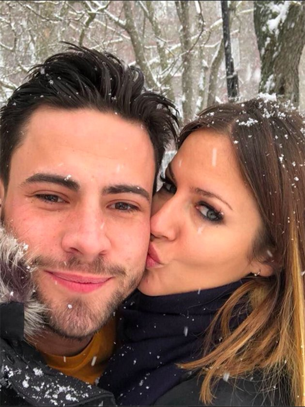 See Caroline Flack's dating past as she confirms Andrew Brady romance