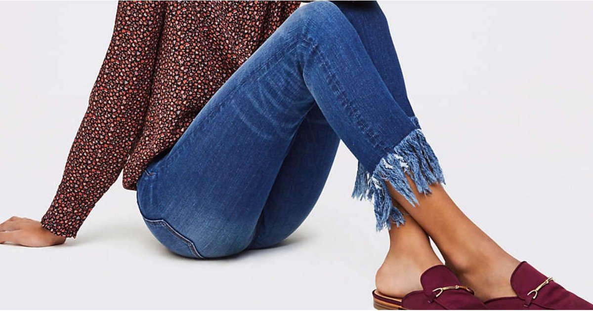 Calling All Tall Girls! We Found 9 Jeans That Will Finally Fit You Just Right