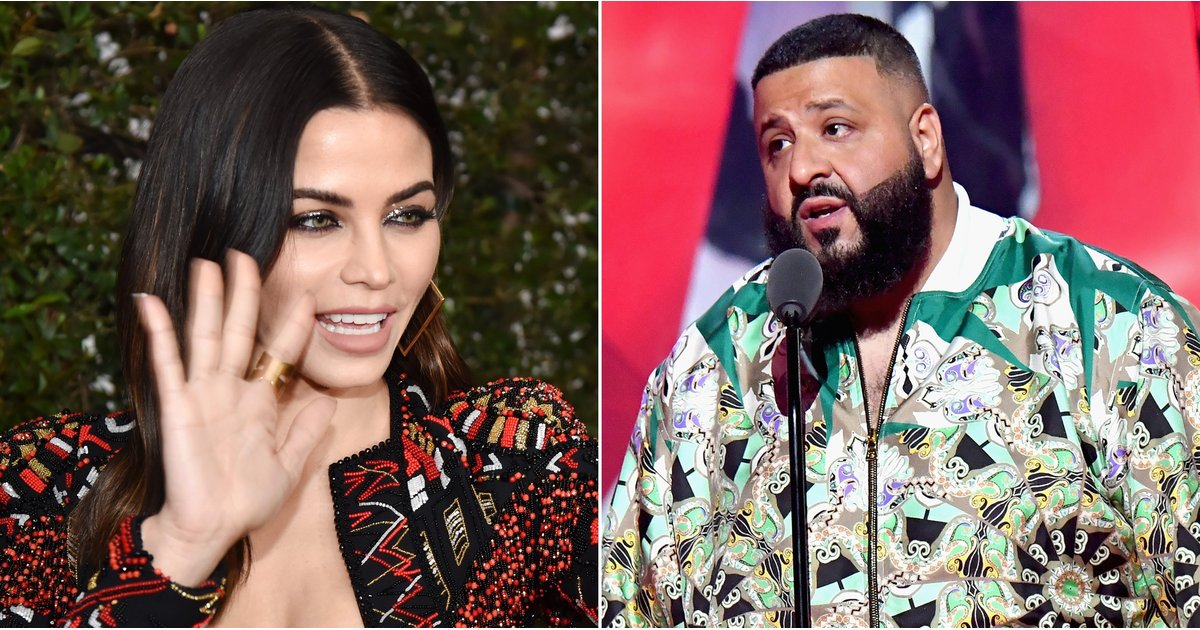 "DJ Khaled Couldn't Pronounce Jenna Dewan's Name on Live TV, Might Not Be ""the Best"" After All"