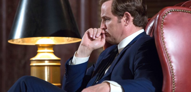 Watch Jason Clarke as Ted Kennedy in this exclusive Chappaquiddick clip