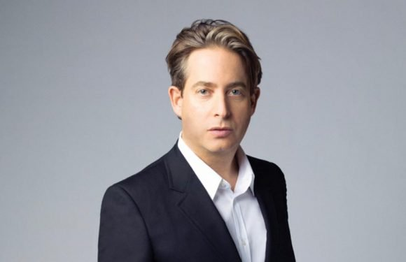 Charlie Walk Out at Republic Records (EXCLUSIVE)