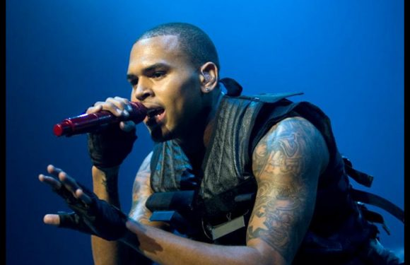 Chris Brown Plotting North American Tour