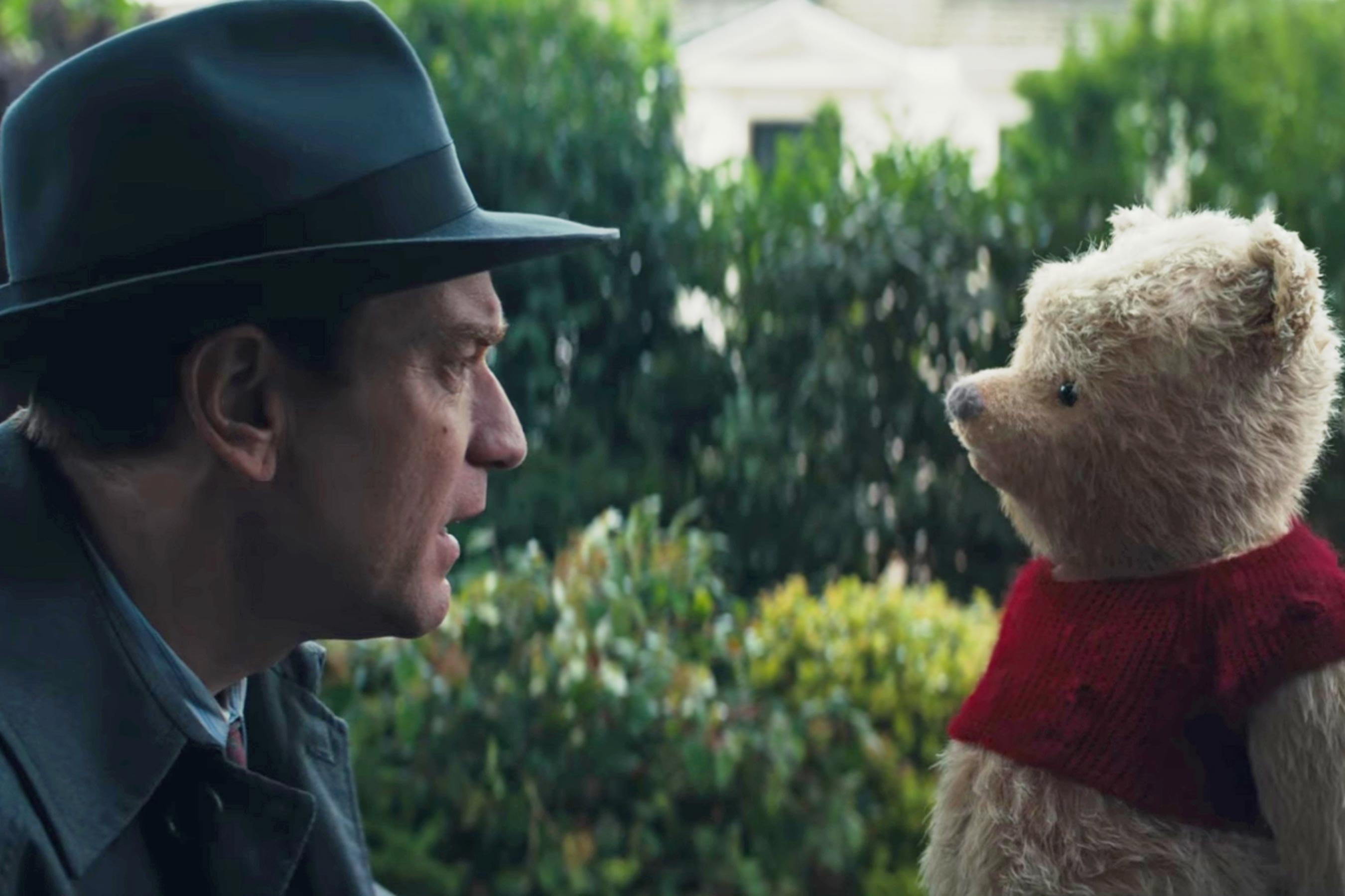 Disney's Christopher Robin trailer: Winnie the Pooh visits old friend in first footage