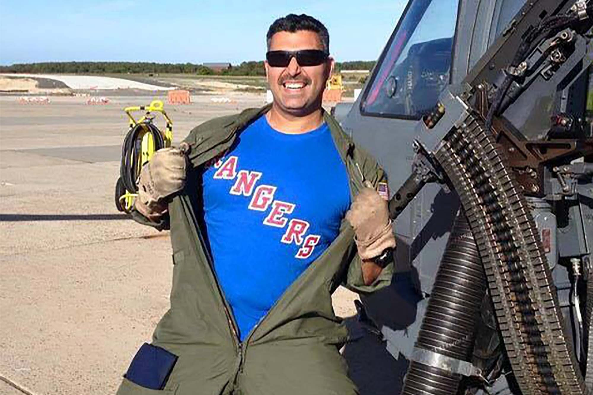 FDNY lieutenant was on final tour before military chopper crash