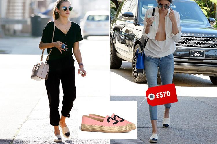 Chanel espadrilles are searched for up to 100k times A MONTH online… so would YOU drop £570 on a pair?