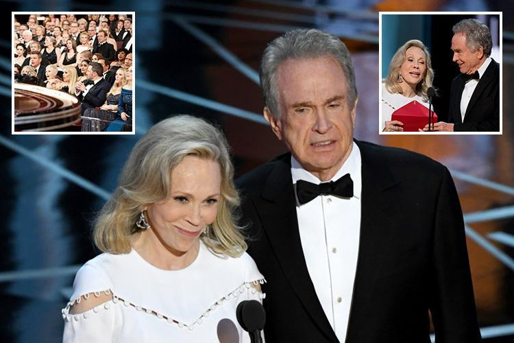 Warren Beatty and Faye Dunaway will return to the Oscars 2018 to present Best Picture – a year after THAT gaffe