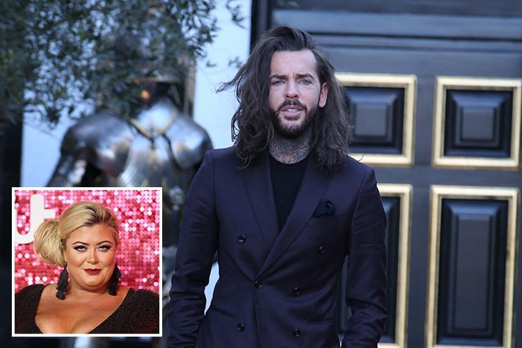 Pete Wicks admits he wants to sleep with Towie co-star Gemma Collins and reckons she's a 'demon in bed'