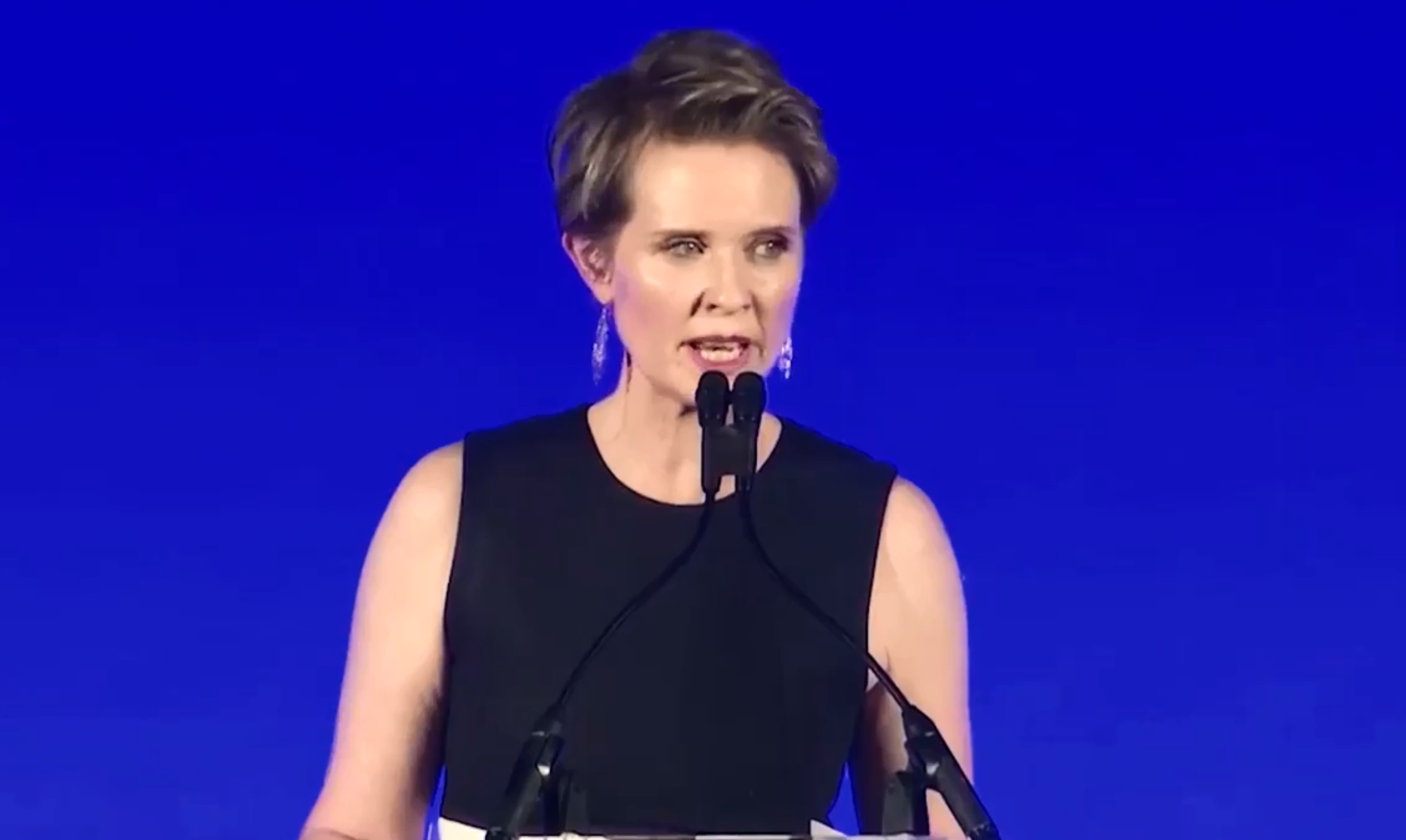 Sex and the City star Cynthia Nixon quits acting to run for Governor of New York