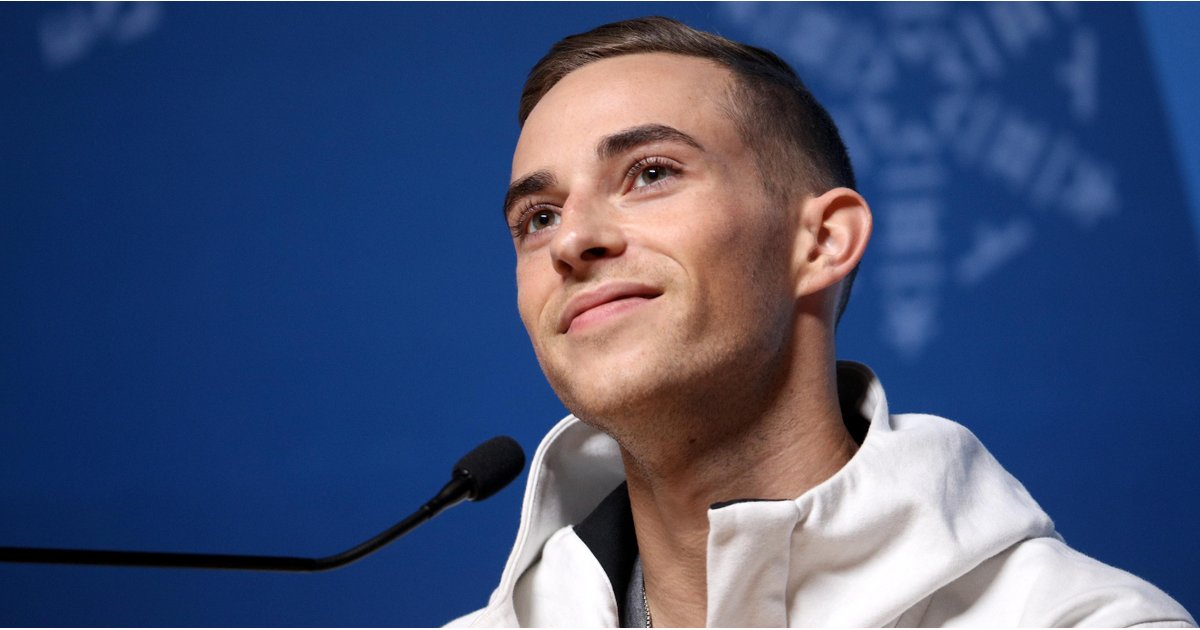 Adam Rippon's Relationship Status Is a Little Hazy, but We Do Know His Celebrity Crush