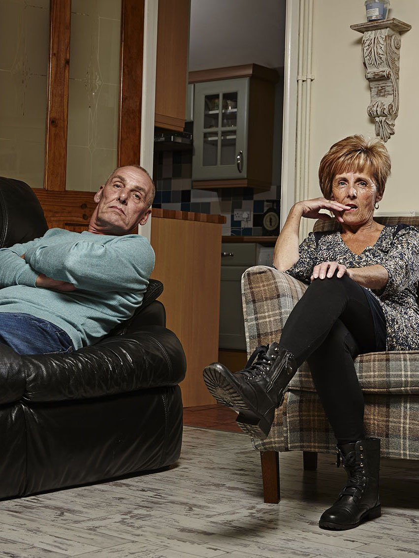 Who are Gogglebox's welsh couple Dave and Shirley? Find out everything