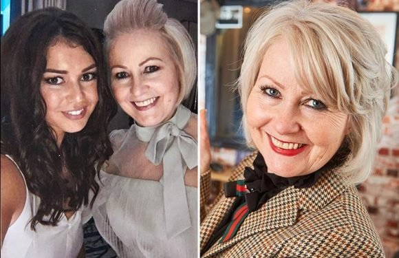 Entrepreneur mum launches dating agency aimed at bringing back 'old fashioned romance'… after modern dating apps failed to impress her daughter