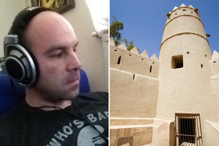 Ex-teacher at Kate Middleton's old school sent to hellhole Abu Dhabi jail 'after being forced to confess to sending electronic insults online'