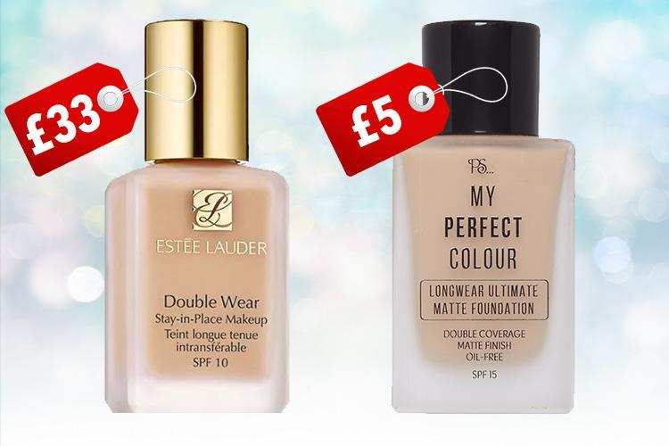 Primark is selling a dupe of Estee Lauder's Double Wear foundation… and it's £28 cheaper