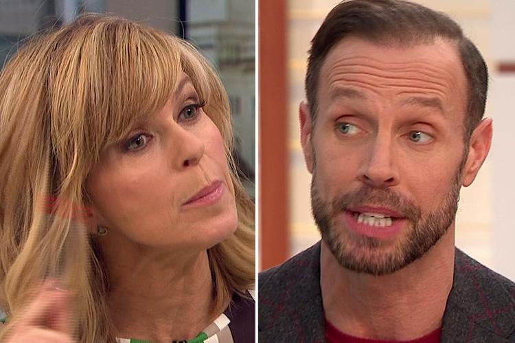 Kate Garraway and Jason Gardiner clash in tense interview over Dancing on Ice judges 'bullying' comments