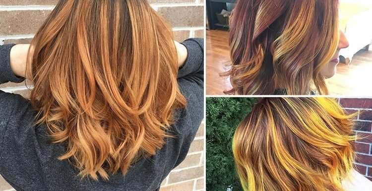 Butterbeer hair is the latest new trend… and Harry Potter fans are going to love it