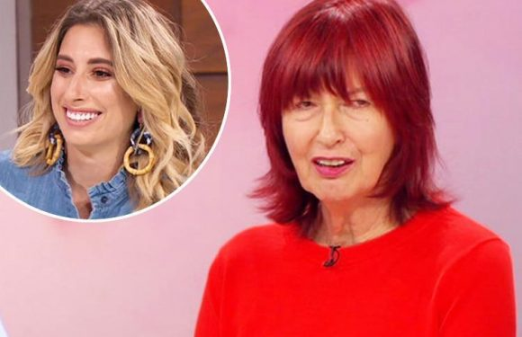 Loose Women fans shocked as Janet Street-Porter reveals she's 71 after Stacey Solomon gets her age wrong live on camera