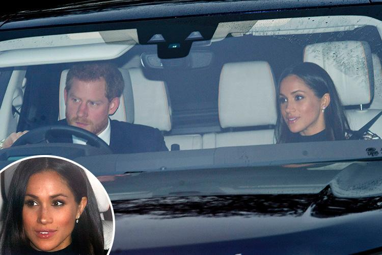Prince Harry is 'teaching fiancée Meghan Markle to drive on the left and use a manual car'