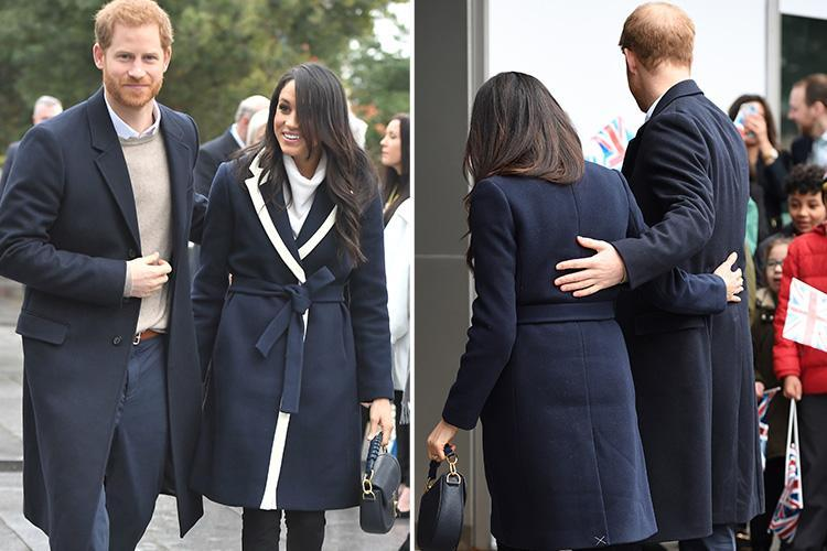 Meghan Markle makes a rare fashion faux pas on Birmingham walkabout … but can you spot it?