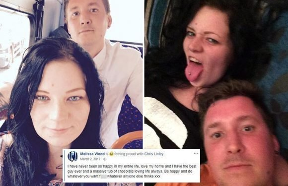 Tragic Facebook post of couple who 'hugged each other and jumped in front of train'