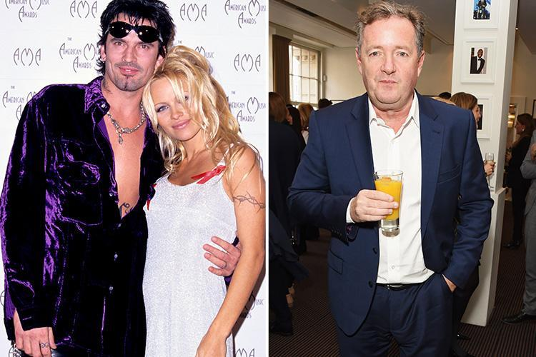 Tommy Lee blasts ex-wife Pamela Anderson after she opens up about their abusive relationship in Piers Morgan interview