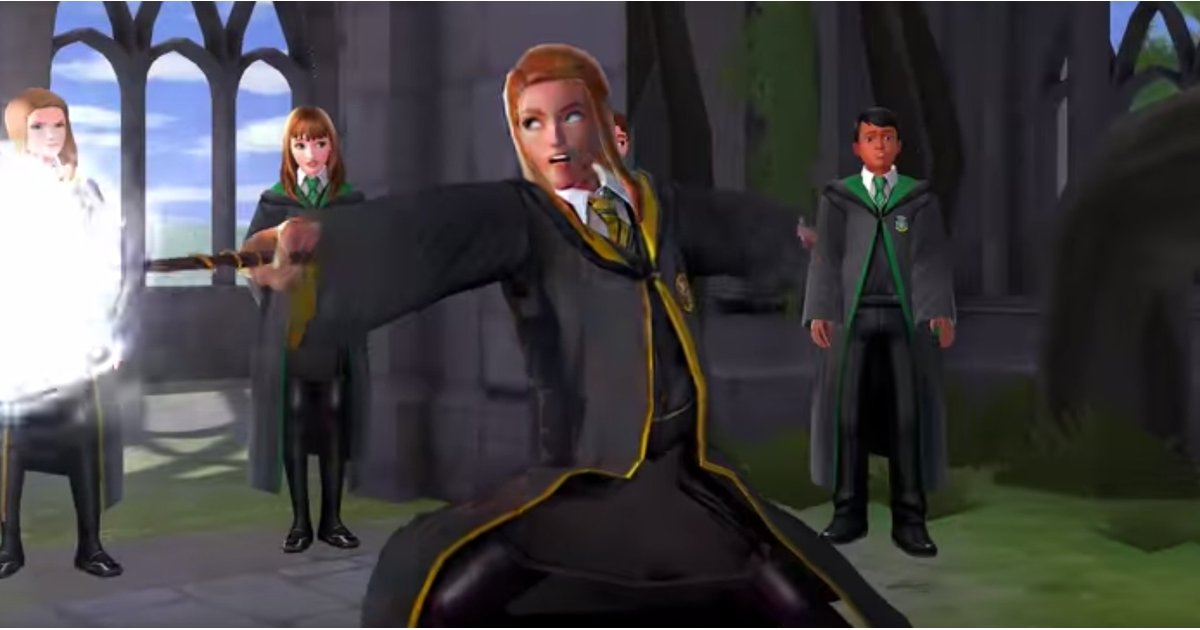 The Official Trailer For the Harry Potter Game Is Out!