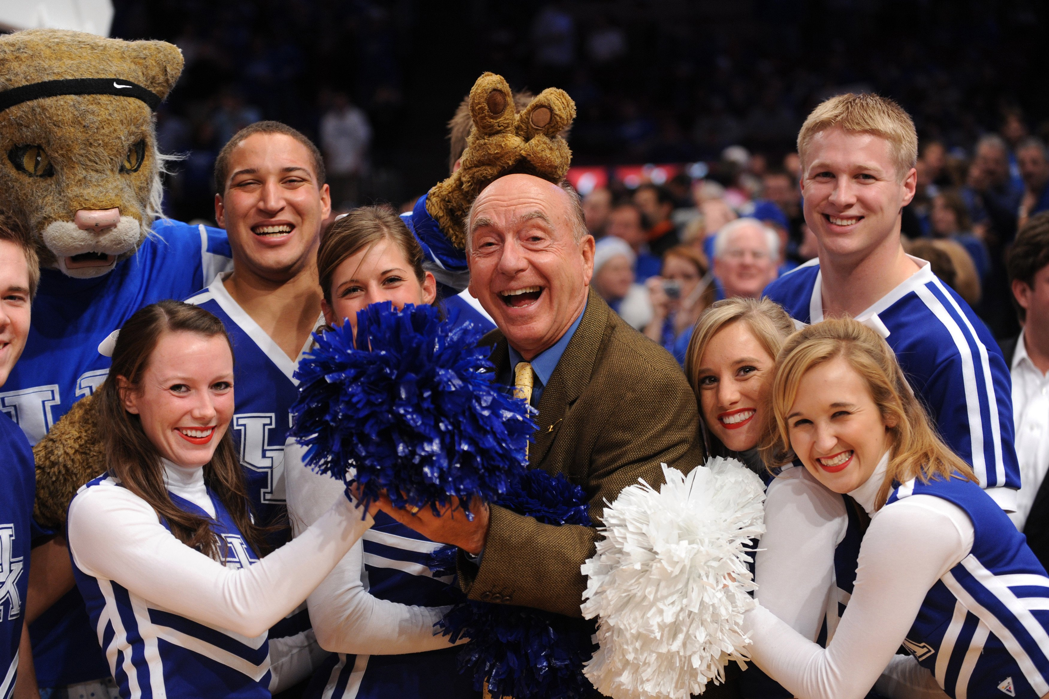 Dick Vitale on paying players, working at 100 and being awesome with a capital A