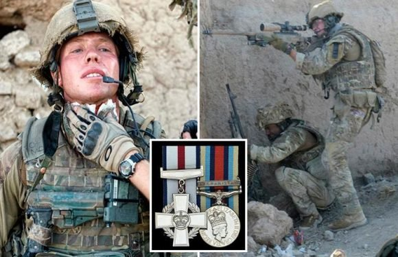 Army Veteran who fought Taliban despite being shot through neck selling £100K bravery medal to buy home