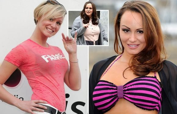 Chanelle Hayes reveals she is getting her breast implants removed to fix 'horrendous' boobs despite feeling more 'confident' after dropping two dress sizes