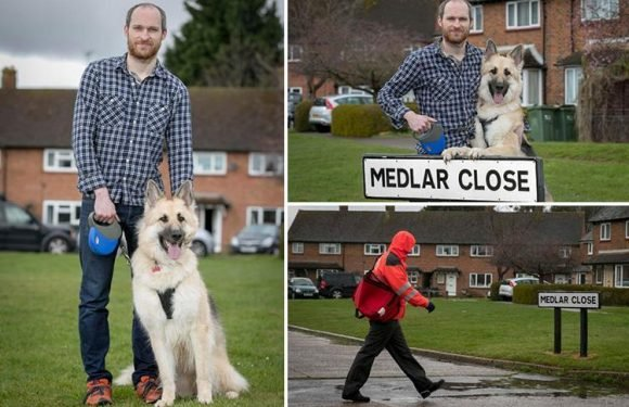 Whole street hasn't had post delivered for six months after pooch bit postwoman