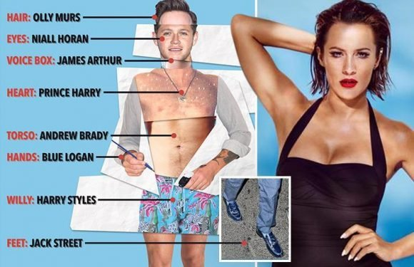 TV star Caroline Flack's Mr Right is a combination of her ex's best bits